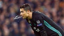 """CL-Albtraum und Ronaldo-Kritik: """"Dunkelste Nacht"""" verschärft Real-Krise"""