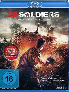 """""""28 Soldiers"""" ist bei Meteor erschienen."""