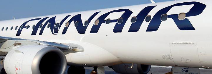 Suche nach dem Durchschnitt: Finnair bittet Passagiere vor dem Abflug auf die Waage