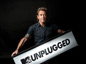 """Das Album """"MTV Unplugged"""" von Peter Maffay ist ab sofort erhältlich."""