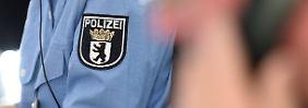 Respekt- und disziplinlos: Berliner Polizeischüler schockieren Ausbilder