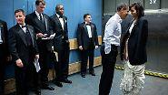 Im November erscheint auch das gleichnamige Fotobuch  von Pete Souza mit einem Vorwort von Barack Obama.
