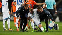 Vogt muss verletzt vom Platz: Hoffenheim kassiert Last-Minute-Ausgleich