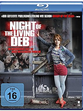 """Night of the living Deb"" ist bei Tiberius erschienen."