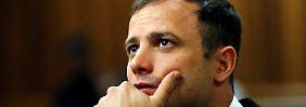 Selbstmitleid statt Reue?: Längere Haft für Pistorius gefordert