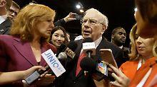Einbruch des Quartalsgewinns: Naturkatastrophen belasten Buffetts Geschäft