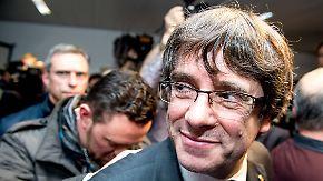 Belgische Justiz prüft Haftbefehl: Puigdemont will bei Neuwahlen in Katalonien antreten