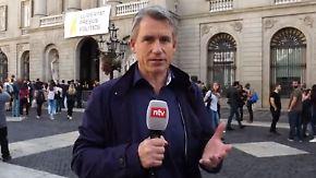 """Jürgen Weichert in Barcelona: """"Als politischer Führer ist Puigdemont verbrannt"""""""