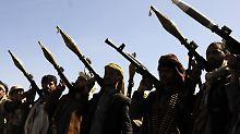 Abschuss in Flughafennähe: Saudi-Arabien fängt ballistische Rakete ab