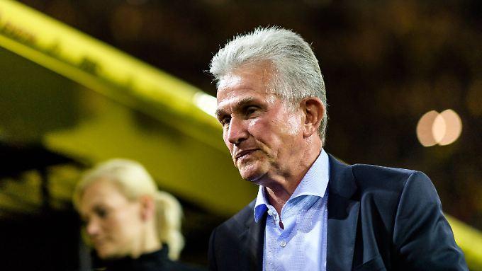 Startete mit fünf Punkten Rückstand auf Borussia Dortmund in sein viertes Trainer-Engagement beim FC Bayern: Trainer Jupp Heynckes. Nun führt der Klub die Tabelle an - mit sechs Punkten Vorsprung auf den BVB.
