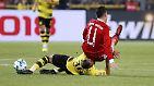 Borussia Dortmund - FC Bayern München (1:3)