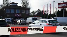 Schüsse in Bremer Supermarkt: Mutmaßlicher Todesschütze stellt sich