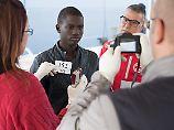 """""""Mamma Mia"""": Flüchtlinge stoßen in Italien auf Verachtung"""