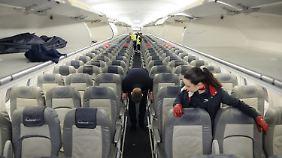 Millionen-Darlehen des Bundes gesichert: KfW soll Verkaufserlös für Air-Berlin pfänden