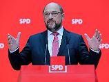 """""""Die gesamte SPD hat verloren"""": Schulz skizziert Neuanfang"""