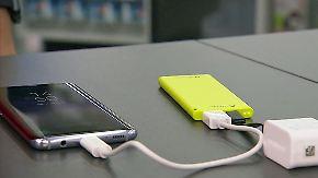 n-tv Ratgeber: Power-Banks retten schwächelnde Handy-Akkus