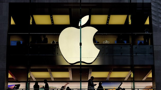 Apple zahle weltweit am meisten Steuern, teilt der Konzern mit, alles sei legal.