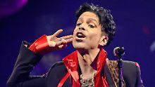 Unbekannter zahlt Rekordpreis: Prince-Gitarre für 700.000 versteigert