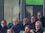 Der Sport-Tag: Streit bei Hannover 96 wird zur Schlammschlacht