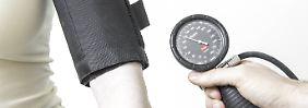 Trotz Therapie: Wenn der Bluthochdruck nicht sinkt