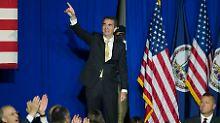 Ralph Northam führte die Demokraten in Virginia zum Sieg.