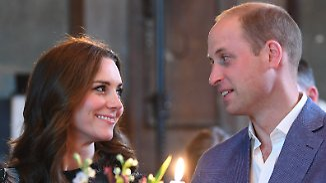 Promi-News des Tages: William und Kate bekommen angeblich Zwillinge