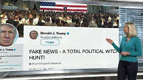 n-tv Netzreporterin: @realDonaldTrump wütet seit einem Jahr auf Twitter