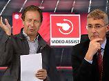 Schalke-Spiel manipuliert?: Schiedsrichter-Boss Fröhlich entlastet Krug