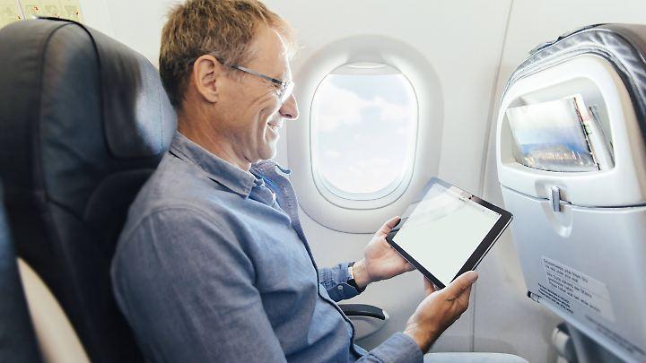 Immer mehr Fluggesellschaften rüsten ihre Maschinen auf.