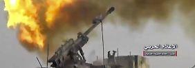 """""""Miliz militärisch besiegt"""": Syrien nimmt letzte größere IS-Bastion ein"""
