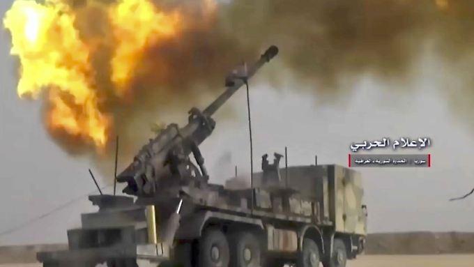 Die syrischen Streitkräfte haben den IS aus allen größeren Städten zurückgedrängt.