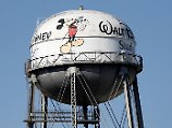 """Wasser gibt es noch genug in den Disney-Studios in Burbank. Eine neue """"Star Wars""""-Trilogie soll nun auch wieder Geld in die Kassen spülen."""