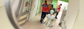 Krankenhauskosten steigen: Ein Patient kostet im Schnitt 4500 Euro