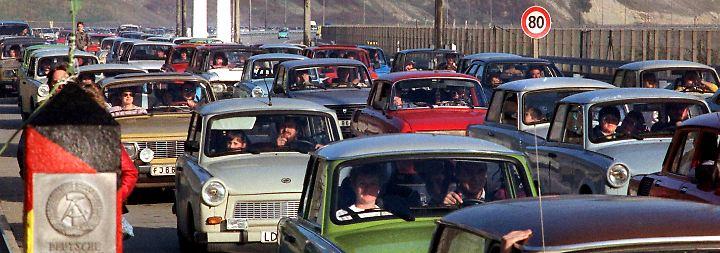 Kleiner Stinker feiert 60. Geburtstag: Trabant - Der Kult um die Pappe
