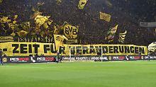 Der Sport-Tag: DFB gelobt Zugeständnisse an Fans