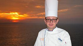 Willy Leitgeb ist Küchenchef und Herr über die Restaurants.