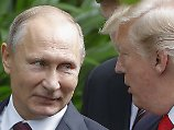 Politische Lösung für Syrien: Trump und Putin wollen IS vereint besiegen
