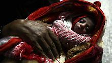 Die Menschen im Jemen erleben die größte Hungersnot seit Jahrzehnten.