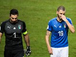 Pirlo verspottet Ex-Kollegen: Konfuse Italiener kämpfen gegen Apokalypse