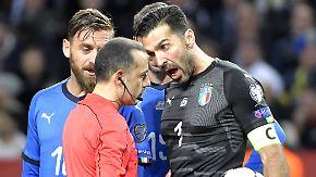 "Gegen Schweden vor dem WM-K.o.: Italien muss ""Apokalypse"" verhindern"
