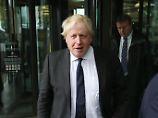 Der Tag: Boris Johnson entschuldigt sich bei inhaftierter Britin im Iran