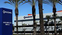 Qualcomm-Campus in San Diego/Kalifornien.