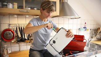 Fest verklebt, keine Schrauben: Hersteller erschweren Reparatur von Haushaltsgeräten