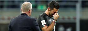 """Kein """"Gigi Nazionale"""" mehr: WM-K.o.: Buffon beendet Nationalelf-Karriere"""