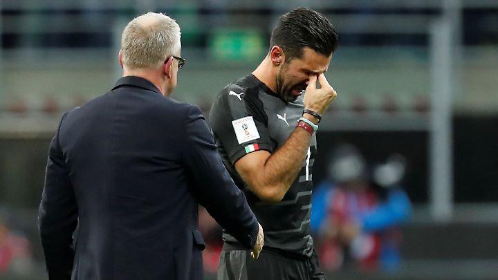 Buffons Karriereende: WM-Aus statt WM-Titel.