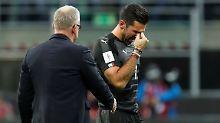 """Kein """"Gigi Nazionale"""" mehr: WM-Aus: Buffon beendet Nationalelf-Karriere"""