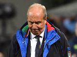 """Nach Italiens WM-""""Apokalypse"""": Ventura entschuldigt sich - und bleibt"""