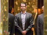 Russlandaffäre in den USA: Wikileaks bat Trump Jr. um Material