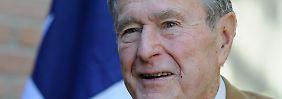 Neue Vorwürfe gegen Ex-Präsident: Bush senior soll 16-Jährige betatscht haben