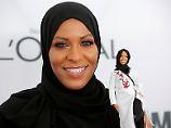So wie Ibtihaj Muhammad: Barbie trägt jetzt Hidschab